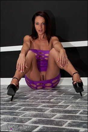 Sims pussy nikki