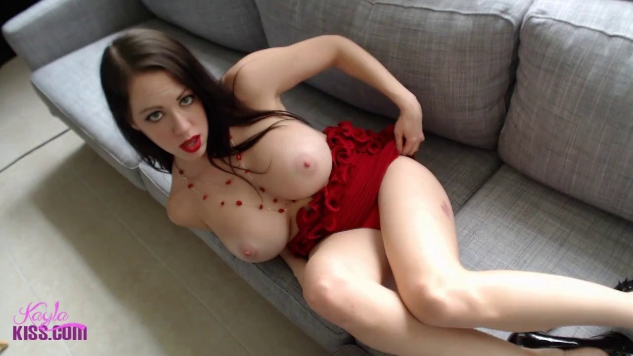 Busty brunette babe layla london 9
