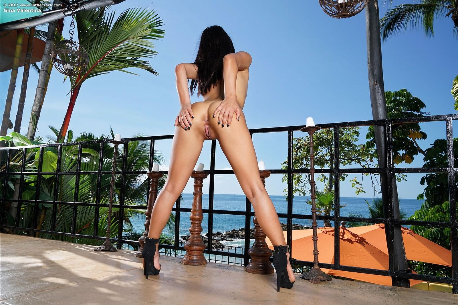 Gina Valentina Perfect View - Fine Hotties - Hot Naked ...